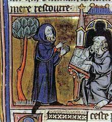 Merlin diktiert