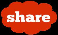 Share-Wolke