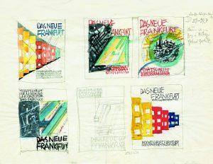 Skizzen für Zeitschrift